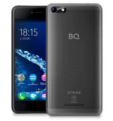 Смартфон BQ 5058 Strike Power Easy (Grey)