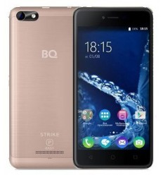 Смартфон BQ 5058 Strike Power Easy (Rose Gold)