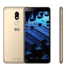 Смартфон BQ 5707G Next Music (Gold)