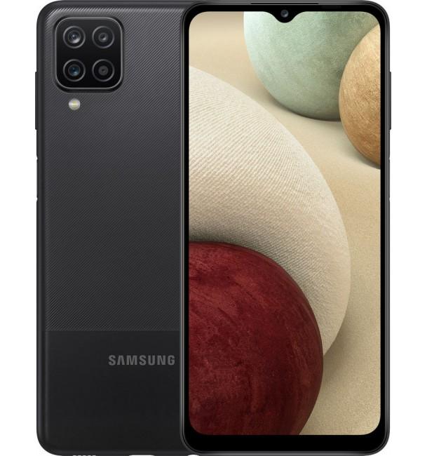 Смартфон Samsung Galaxy A12 A125F 3/32Gb (Black)