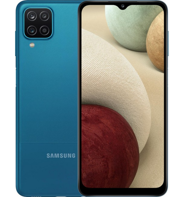 Смартфон Samsung Galaxy A12 A125F 3/64Gb (Black)