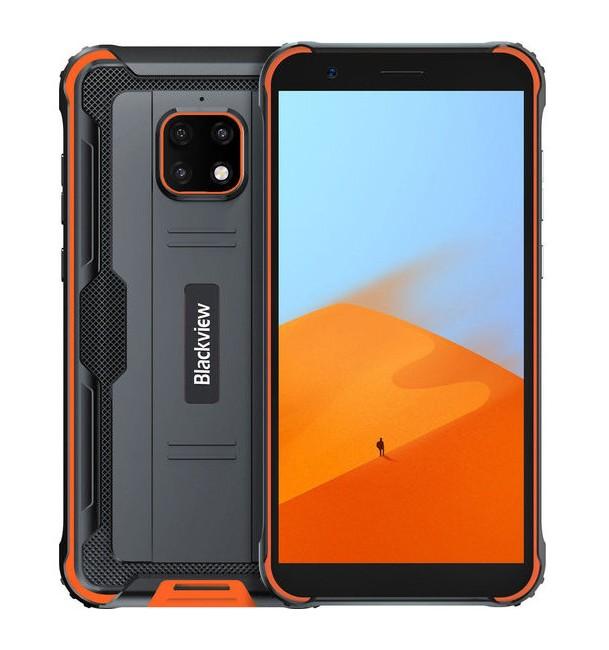 Смартфон Blackview BV4900 Pro 4/64GB (Black Orange) EU