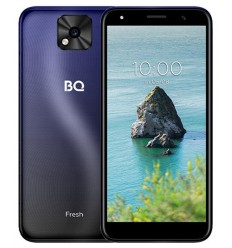 Смартфон BQ 5533G Fresh (Night Blue)