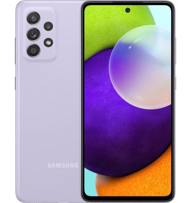Смартфон Samsung Galaxy A52 A525 4/128Gb (Violet)