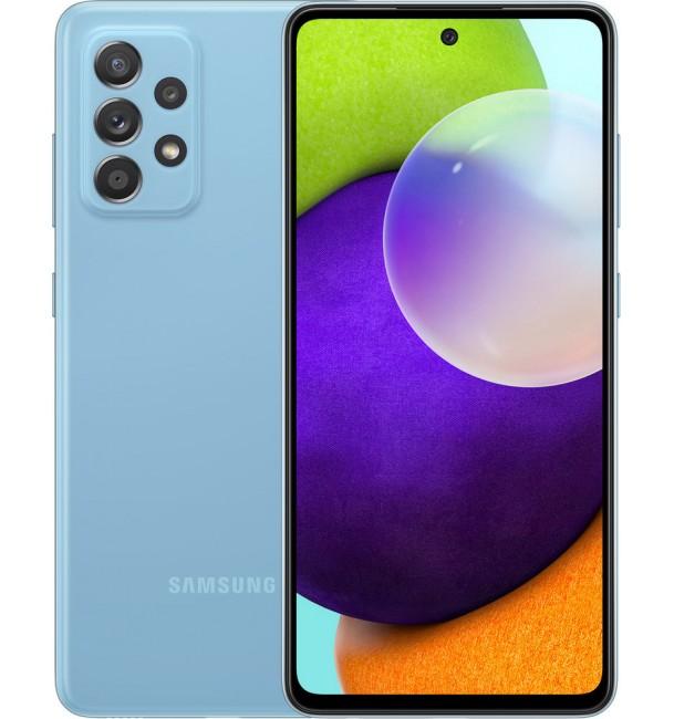 Смартфон Samsung Galaxy A52 A525 8/256Gb (Lavender)