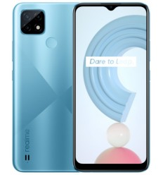 Смартфон Realme C21 4/64GB (Blue) EU