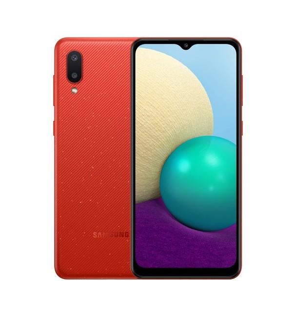 Смартфон Samsung Galaxy A02 A022G 2/32Gb (Red)