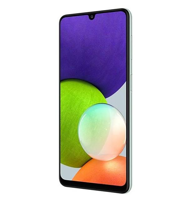 Смартфон Samsung Galaxy A22 A225F 4/64Gb (Green)
