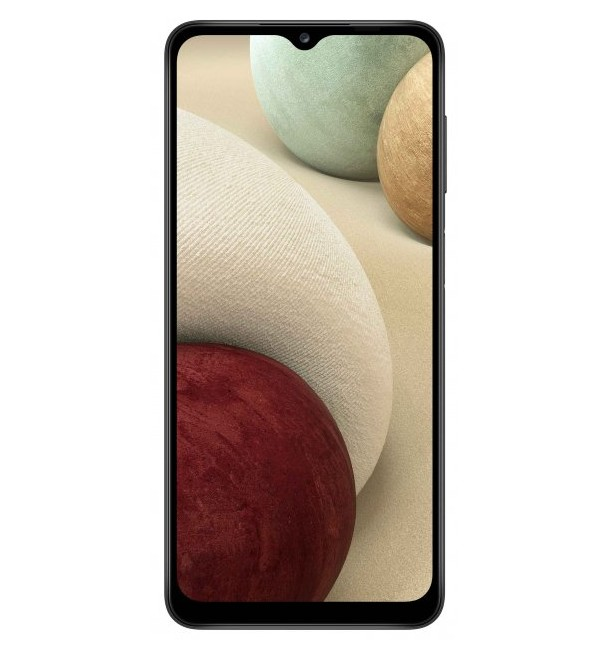 Смартфон Samsung Galaxy A12 A127 3/32Gb (Black)