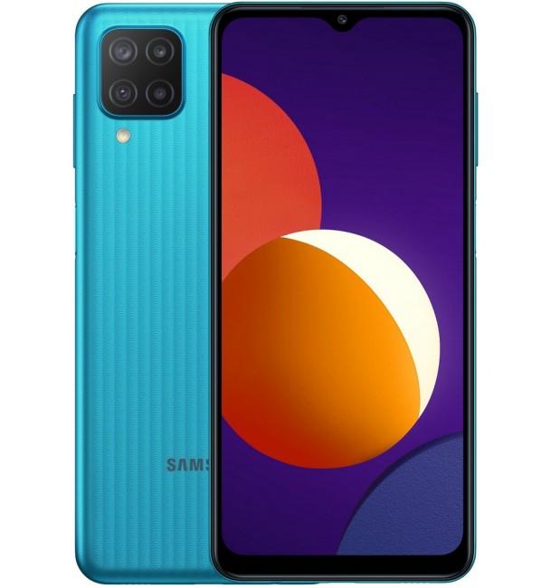 Смартфон Samsung Galaxy M12 M127 3/32Gb (Green)