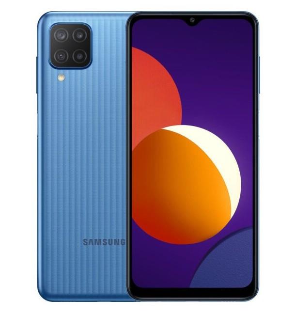 Смартфон Samsung Galaxy M12 M127 4/64Gb (Blue)